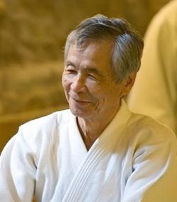 Sensei Nobuyoshi Tamura