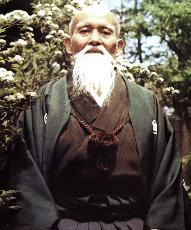 Maître Moriheï Ueshiba