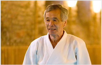 Maître Nobuyoshi Tamura